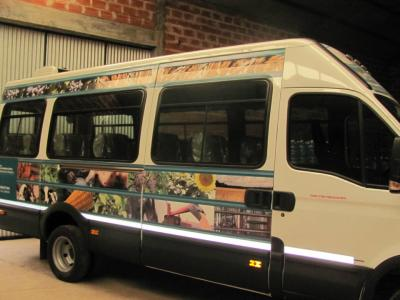 Ya tenemos el Minibus...
